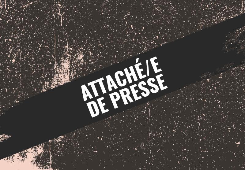 Attaché/e de presse